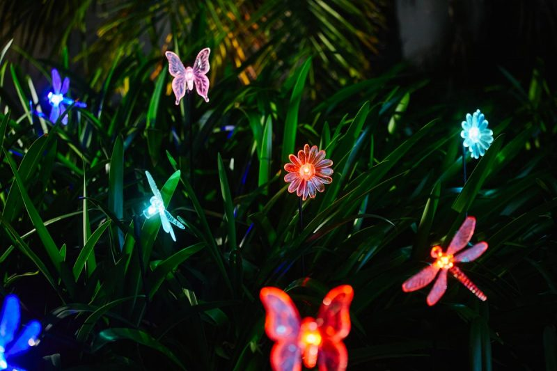 Nexus Ornamental Garden Solar Lights