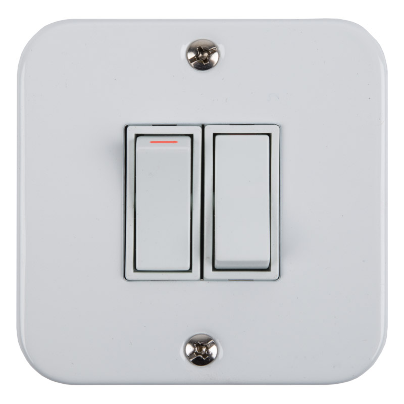 INDUSTRIAL LIGHT SWITCH - 2L - Nexus Products
