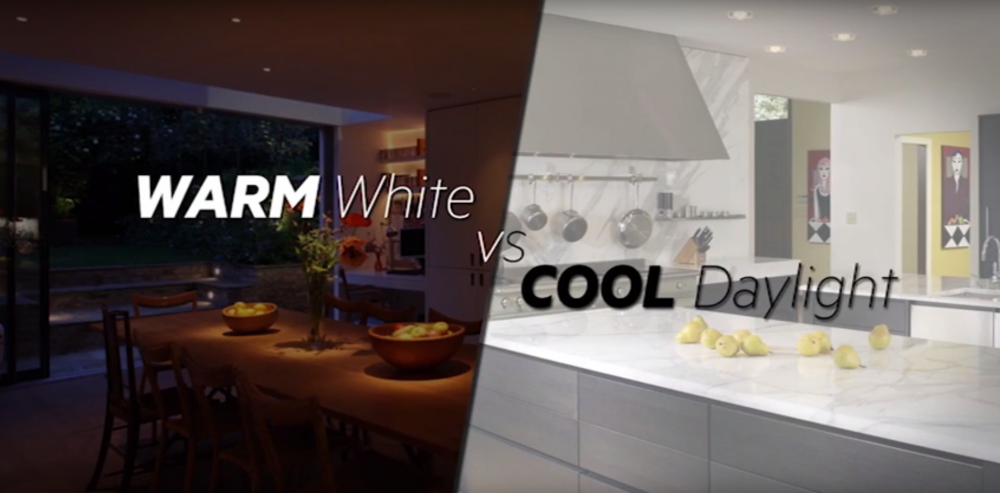 Top Tip How To Choose Between Warm White Or Cool Daylight Leds